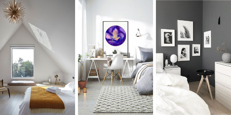 Scandinavian Style Bedroom What's Hot On Pinterest: Scandinavian Style Bedroom For Your Home! Design sem nome 10 800x400