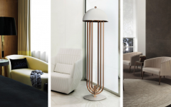 modern floor lamps Get A Luxurious Bedroom With The Modern Floor Lamps! Design sem nome 11 1 240x150