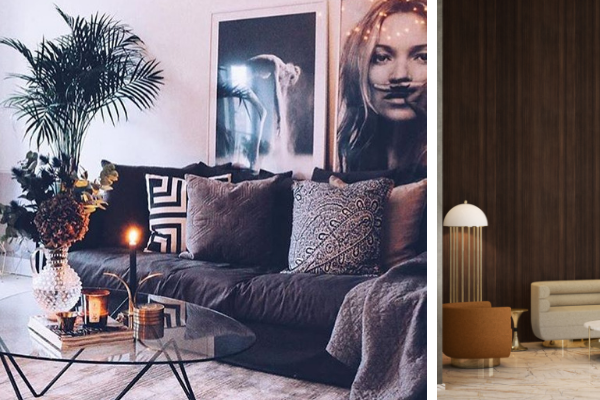 modern glam decor What's Hot on Pinterest: Modern Glam Decor A Brand-New Concept! Design sem nome 5 600x400