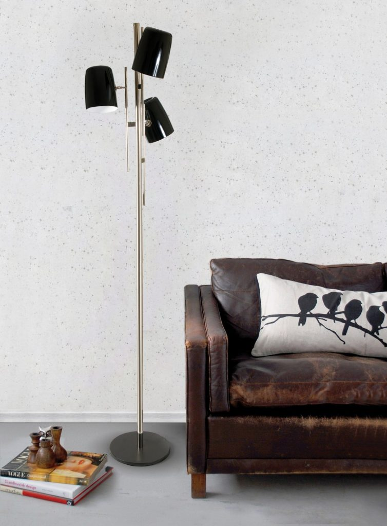 Minimalist Floor Lamps | The Ultimate Guide minimalist floor lamps Minimalist Floor Lamps | The Ultimate Guide Celebrate The Legacy Of Nat King Cole With Modern Floor Lamps2 754x1024