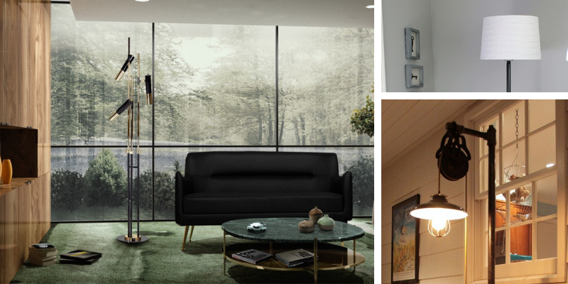 industrial floor lamps What's Hot On Pinterest Gives You These Industrial Floor Lamps! Design sem nome 22