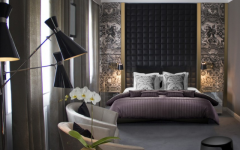 luxurious industrial bedrooms What's Hot On Pinterest Floor Lamps In Luxurious Industrial Bedrooms! Design sem nome 97 240x150