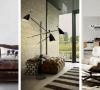 triple lampshade Best Mid-Century TripleLamp Shade Floor Lamps! Design sem nome 37 100x90