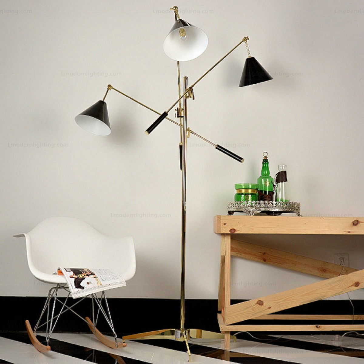 "The 5 ""Must have"" mid-century lamps mid-century The 5 ""Must have"" mid-century lamps delightfull sinatra floor lamp08"