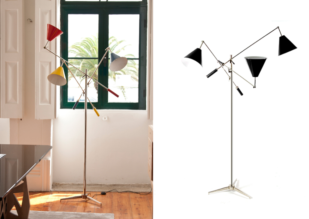 Ready To Ship Mid-Century Lamps For a Deadline Project 1