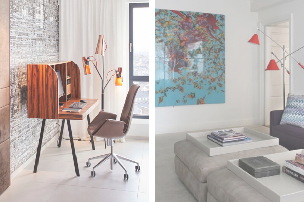 Tripod Floor Lamps For An Eye Catching Living Room