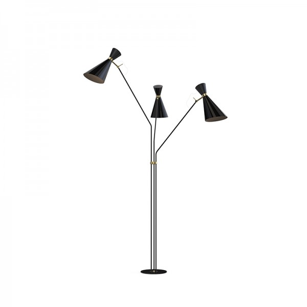most curated design projects and modern floor lamps