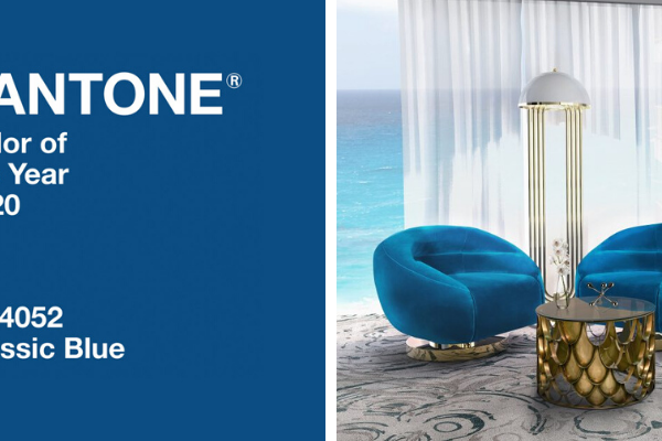Pantone Colour of The Year 2020 & Interior Design Projects You'll Love pantone colour of the year 2020 Pantone Colour of The Year 2020 & Interior Design Projects You'll Love Pantone Colour of The Year 2020 Interior Design Projects Youll Love 600x400
