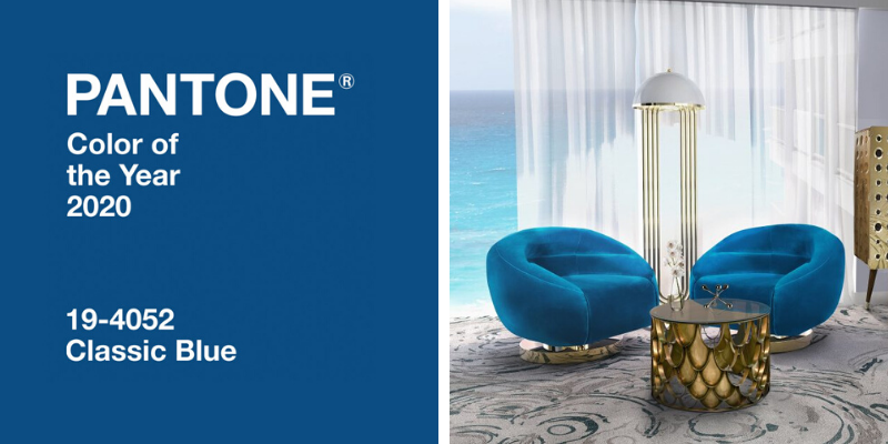 Pantone Colour of The Year 2020 & Interior Design Projects You'll Love pantone colour of the year 2020 Pantone Colour of The Year 2020 & Interior Design Projects You'll Love Pantone Colour of The Year 2020 Interior Design Projects Youll Love
