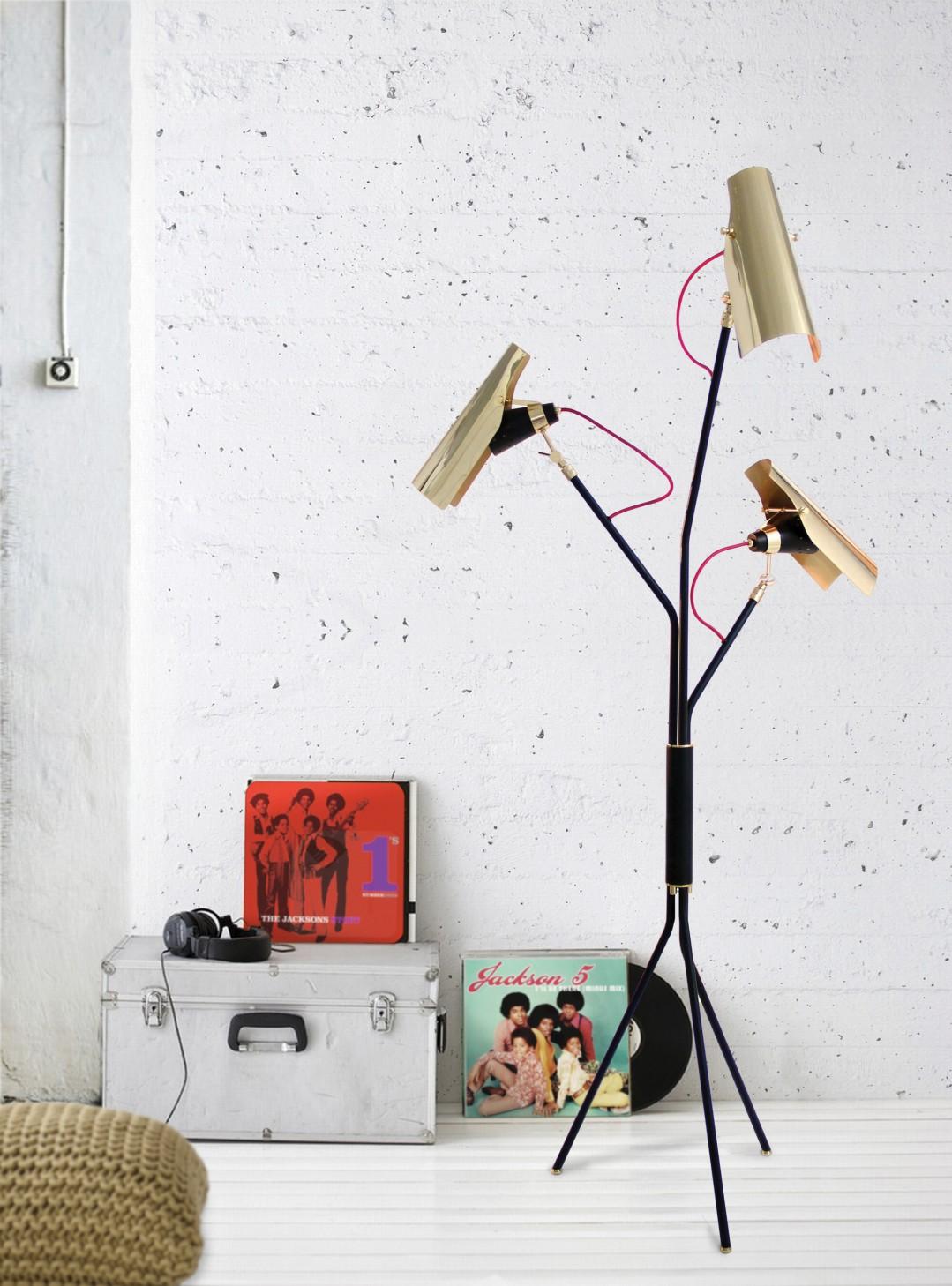 modern industrial home industrial modern home 4 Mid-Century Floor Lamps For Your Industrial Modern Home! 4 Mid Century Floor Lamps For Your Modern Industrial Home 2