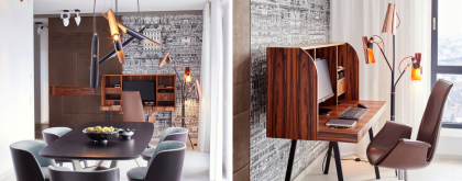 Shop The Look: See The Unique Modern Floor Lamp Of This German Home modern floor lamp Shop The Look: See The Unique Modern Floor Lamp Of This German Home DelightFULL and Studio a  Home DelightFULL and Studio a