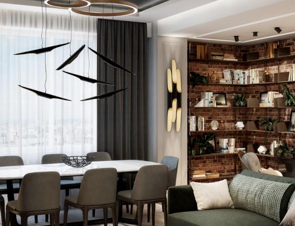 Luxury Loft Project -Delightfullcc71e469db99cea0811a0bfcb9c990ff