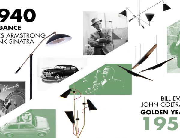 lighting inspirations Amazing Lighting Inspirations That Are All About The Mid-Century Style    esse 600x460