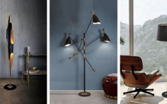 5 Mid-Century Floor Lamps For Your Home Office Decor!