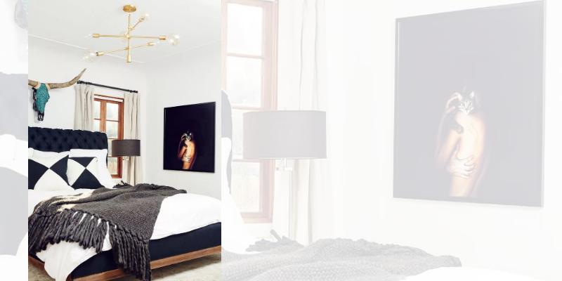 Get Inspired by Nina Dobrev's Bedroom For a Spring Makeover