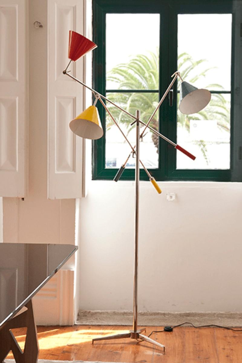 3 Pop Art Design Floor Lamps You Should Adopt This Summer! pop art design Pop Art Design Floor Lamps You Should Adopt This Summer! pop 1 2