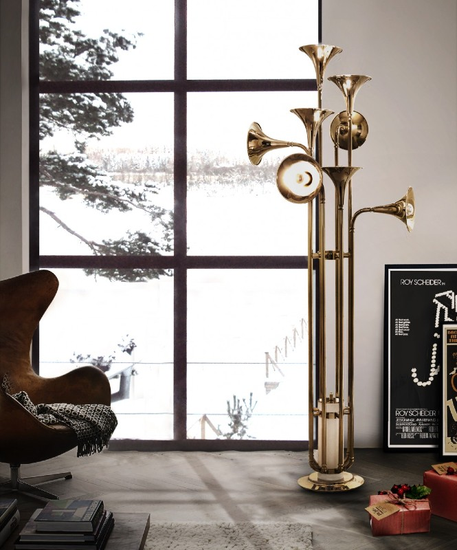 Add Some Twist To Your Home Decor With A Floor Lamp Inspired By Chris Botti home decor Add Some Twist To Your Home Decor With A Floor Lamp Inspired By Chris Botti Botti 2 1