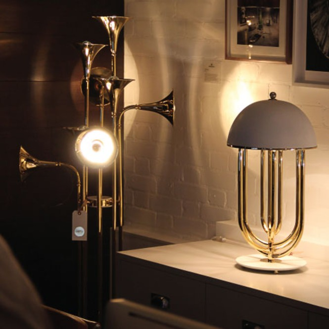 Add Some Twist To Your Home Decor With A Floor Lamp Inspired By Chris Botti home decor Add Some Twist To Your Home Decor With A Floor Lamp Inspired By Chris Botti botti 6 1