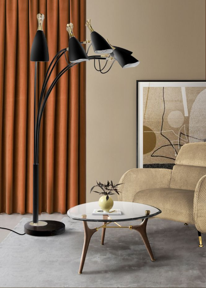 Matte Black Finish Featured In Mid-Century Floor Lamps! matte black finish Matte Black Finish Featured In Mid-Century Floor Lamps! Matte Black Finish Featured In Mid Century Floor Lamps2