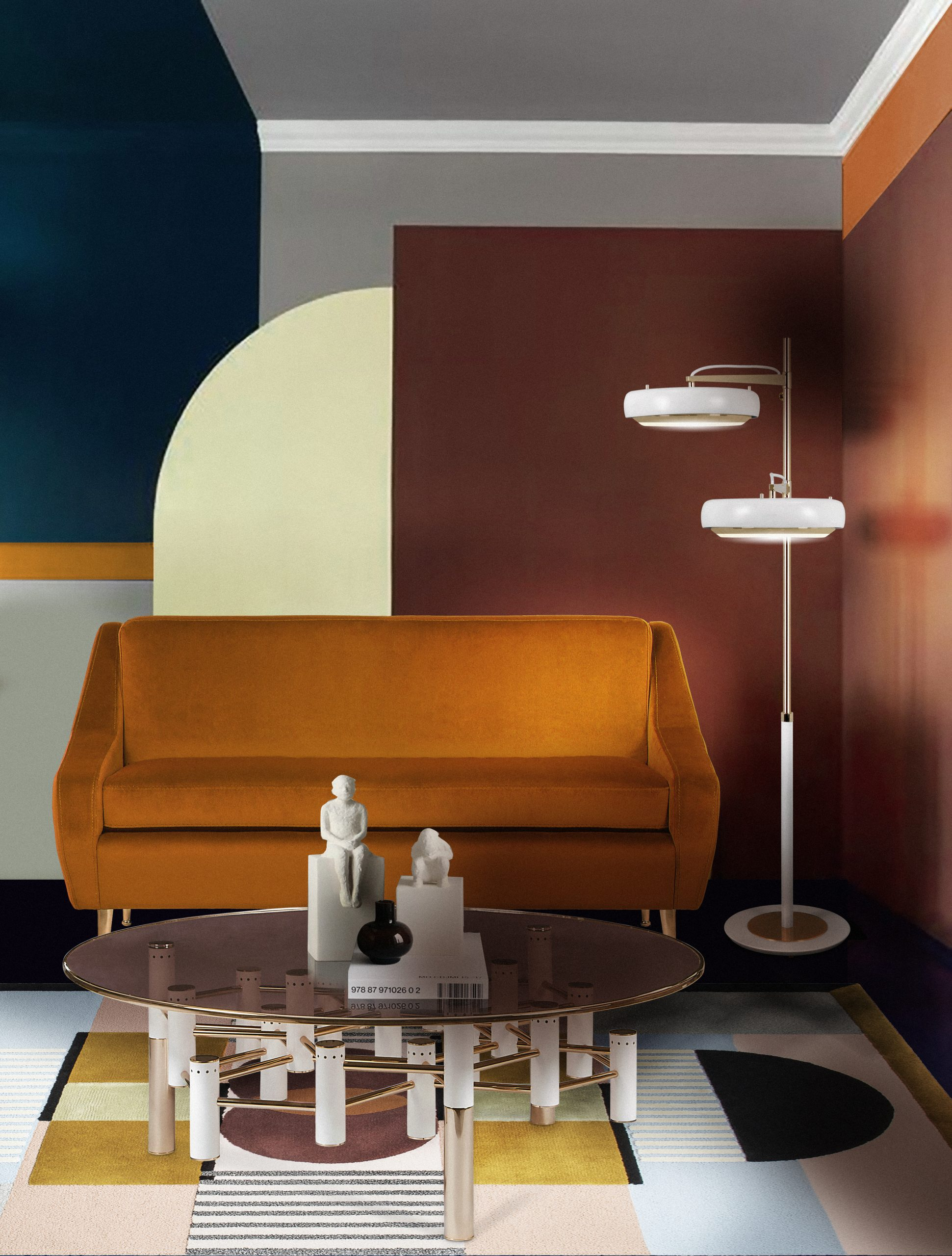 5 Rooms That Prove That Floor Lighting Pieces Can Make or Break Any Makeover!