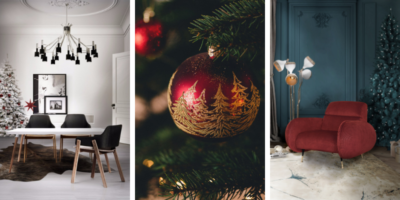 christmas How To Create The Coziest Christmas Display, According To This Renowned Mid-Century Brand! foto capa mfl