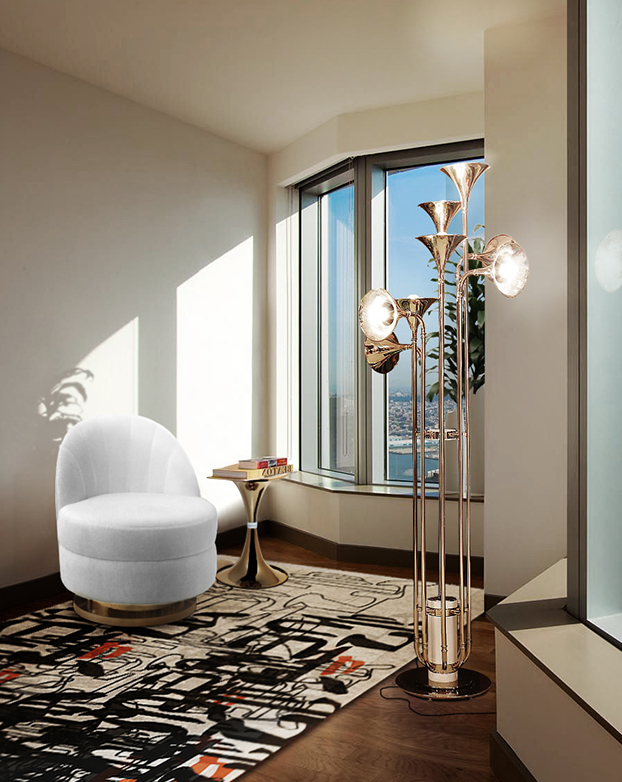 Here's Where To Get The Best Floor Lighting To Brighten Up Your Home! floor lighting Here's Where To Get The Best Floor Lighting To Brighten Up Your Home! 4 3