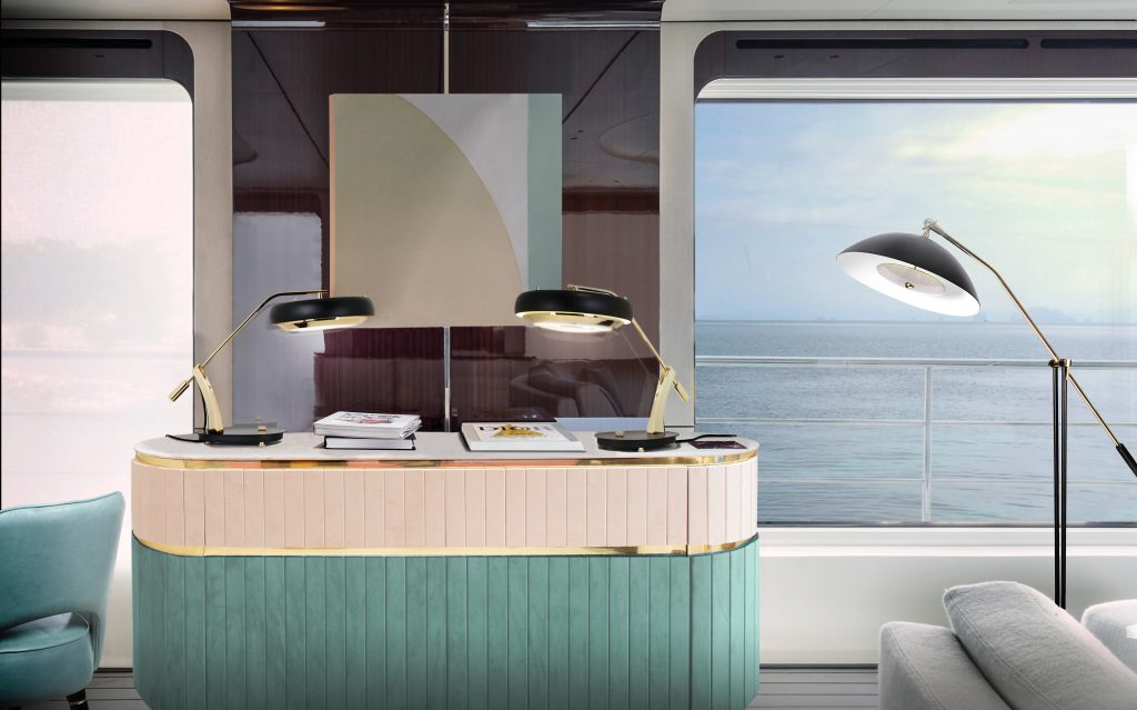 Subverting Traditional Yacht Design, A Blainey North Project blainey north Subverting Traditional Yacht Design, A Blainey North Project yacht
