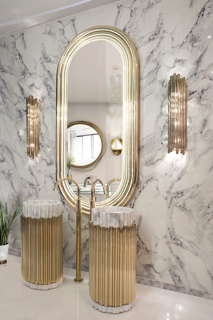 How These Lighting Pieces Added Warmth to a Cold, Unwelcoming Bathroom bathroom How These Lighting Pieces Added Warmth to a Cold, Unwelcoming Bathroom 11 2