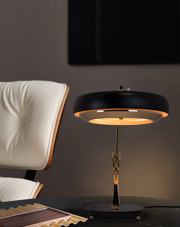 Discover The Table Lamps That Will Do A Boost In Your Home Office  table lamps Discover The Table Lamps That Will Do A Boost In Your Home Office 2