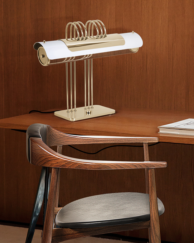 Discover The Table Lamps That Will Do A Boost In Your Home Office  table lamps Discover The Table Lamps That Will Do A Boost In Your Home Office 3 1