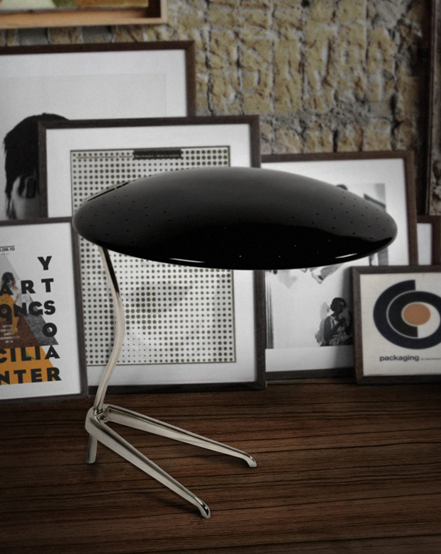 Discover The Table Lamps That Will Do A Boost In Your Home Office  table lamps Discover The Table Lamps That Will Do A Boost In Your Home Office 5 1