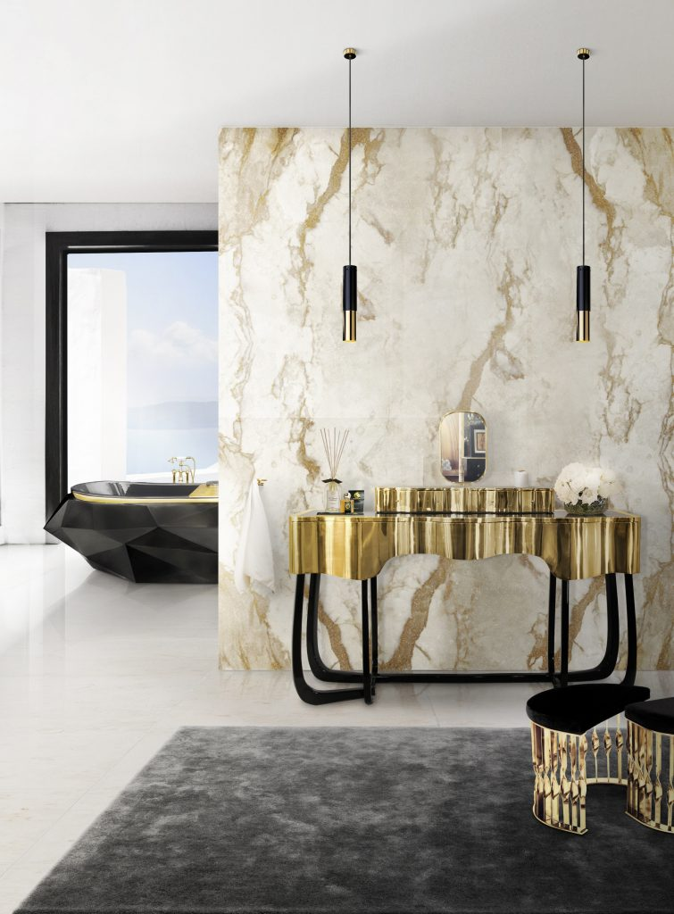 How These Lighting Pieces Added Warmth to a Cold, Unwelcoming Bathroom bathroom How These Lighting Pieces Added Warmth to a Cold, Unwelcoming Bathroom 6 2