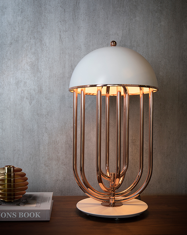 These Table Lamps Are Guaranteed To Brighten Your Day table lamps These Table Lamps Are Guaranteed To Brighten Your Day 2