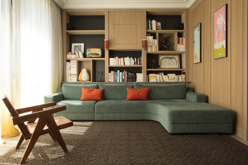 Charles Zana: Subtle Luxury in Understated Design Lines