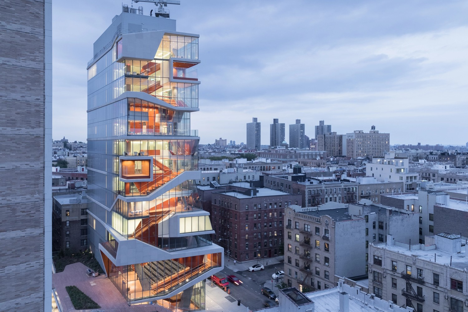 Here You Can Find 10 Outstanding Architecture Projects of Diller Scofidio + Renfro To Look For This Year! architecture projects Here You Can Find 10 Outstanding Architecture Projects of Diller Scofidio + Renfro To Look For This Year! 9 2