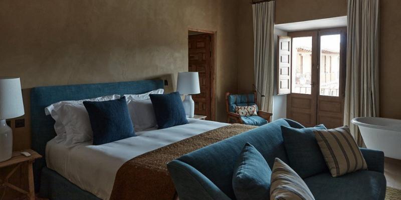 casa muñoz Contemporary Bedrooms by Casa Muñoz foto capa cl